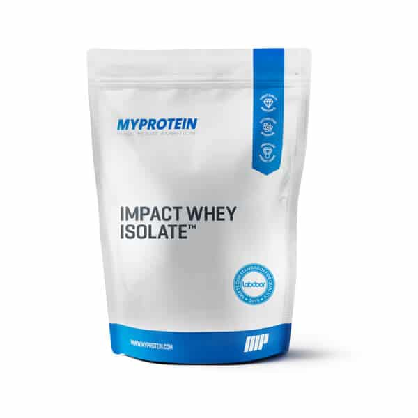My Protein Impact Whey Isolate Protein [Chocolate Brownie] 1 kg