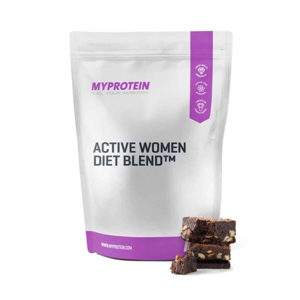 My Protein Active Women Diet Blend [Chocolate Fudge Brownie] 500g