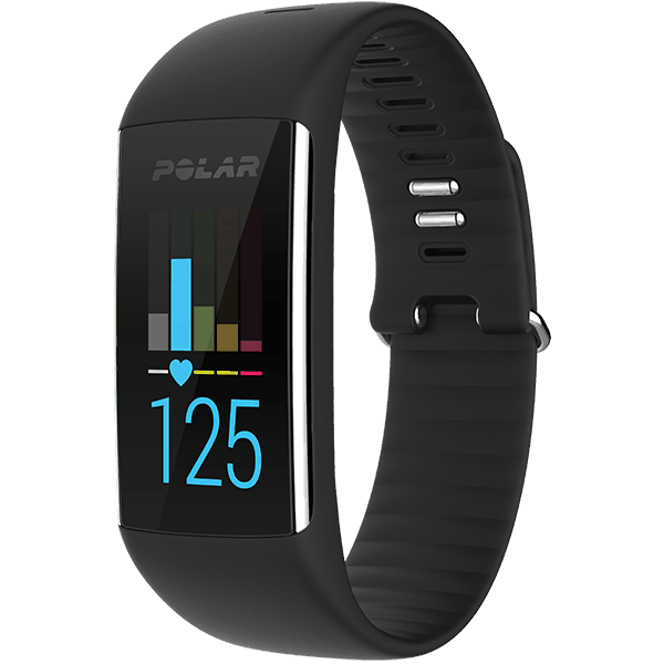 Polar A370 Fitness Tracker [Black]