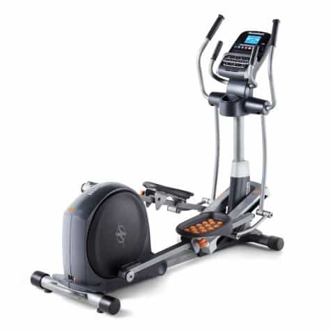 NordicTrack E-Series [Space Saver] Elliptical Cross Trainer